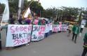 Tuntut Jokowi Segera Realisasikan Janji,Mahasiswa Unand Gelar Aksi Damai