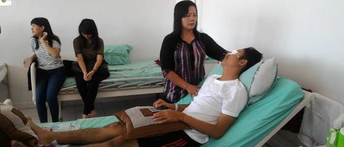 Salah Paham, Mahasiswa Ini Harus Rela Hilang Penglihatan Mata Kiri