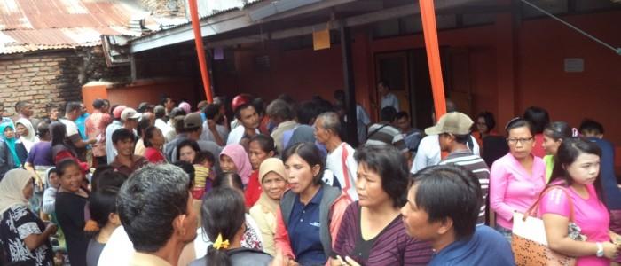 Kantor POS Padang Distribusikan KPS