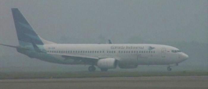 Kabut Asap Belum Ganggu Aktivitas Penerbangan