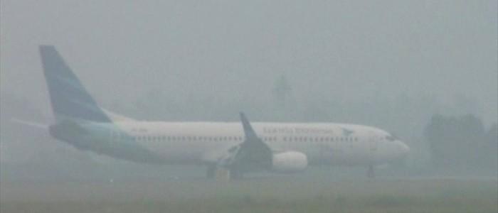 Kabut Asap di Padang, Penderita ISPA Menurun