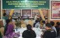 Kodim 0312 Padang Silaturahmi Bersama Wartawan se-Kota Padang