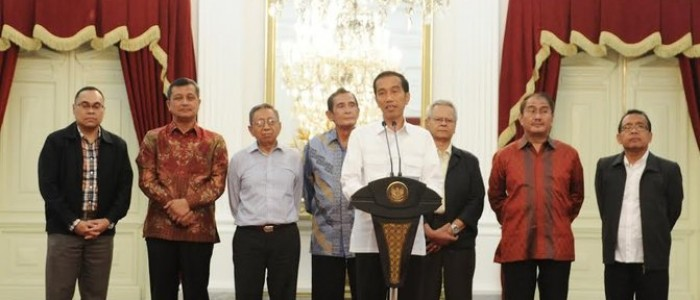 Pakar : Konflik Polri VS KPK Ujian Sebenarnya 100 Hari Pemerintahan Jokowi