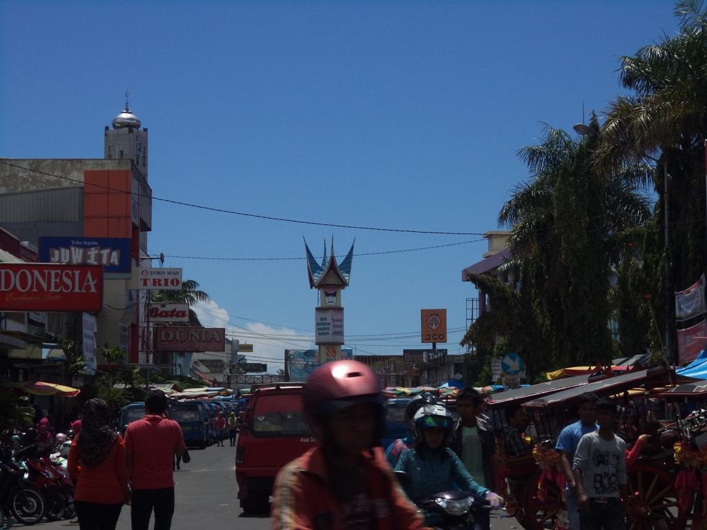 Ilustrasi. Pasar Raya Padang. Foto : Ikhwan