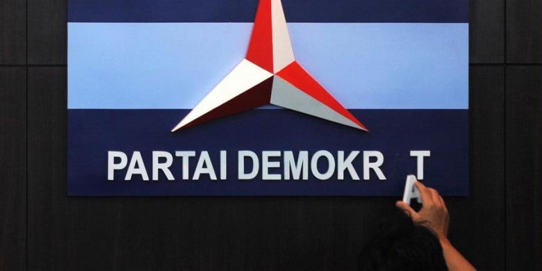 Lambang Partai Demokrat. Foto : Istimewa