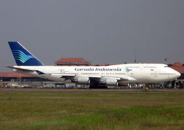 Ilustrasi. Garuda Indonesia. Foto : Istimewa