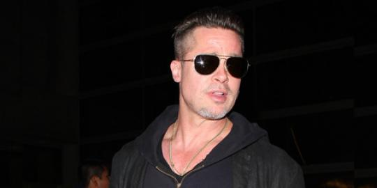 Brad Pitt. FOTO/MERDEKA