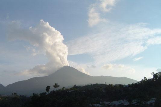 Gunung Talang.