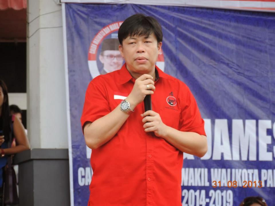 Ketua PDIP Sumatera Barat, Alex Hendra Lukman. FOTO/IST