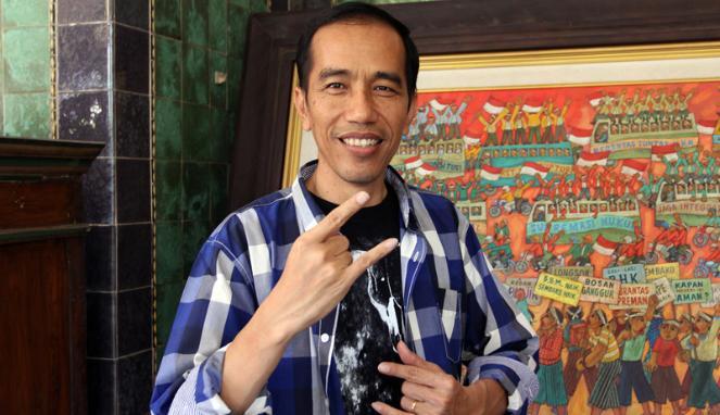Gubernur DKI Jakarta, Joko Widodo. FOTO/VIVA