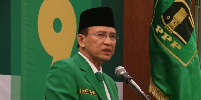 Ketua Umum PPP Suryadharma Ali. FOTO/SUARAKAWAN