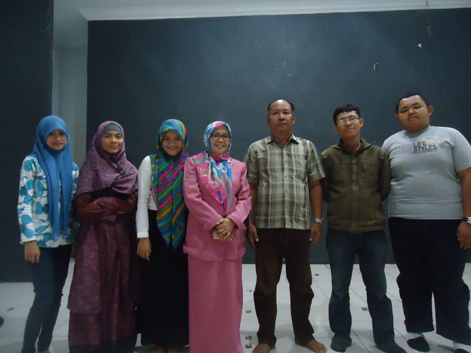 Anggota Forum Aktif Menulis (FAM) Medan, Sumatera Barat. Siap membumikan literasi. FOTO/IST