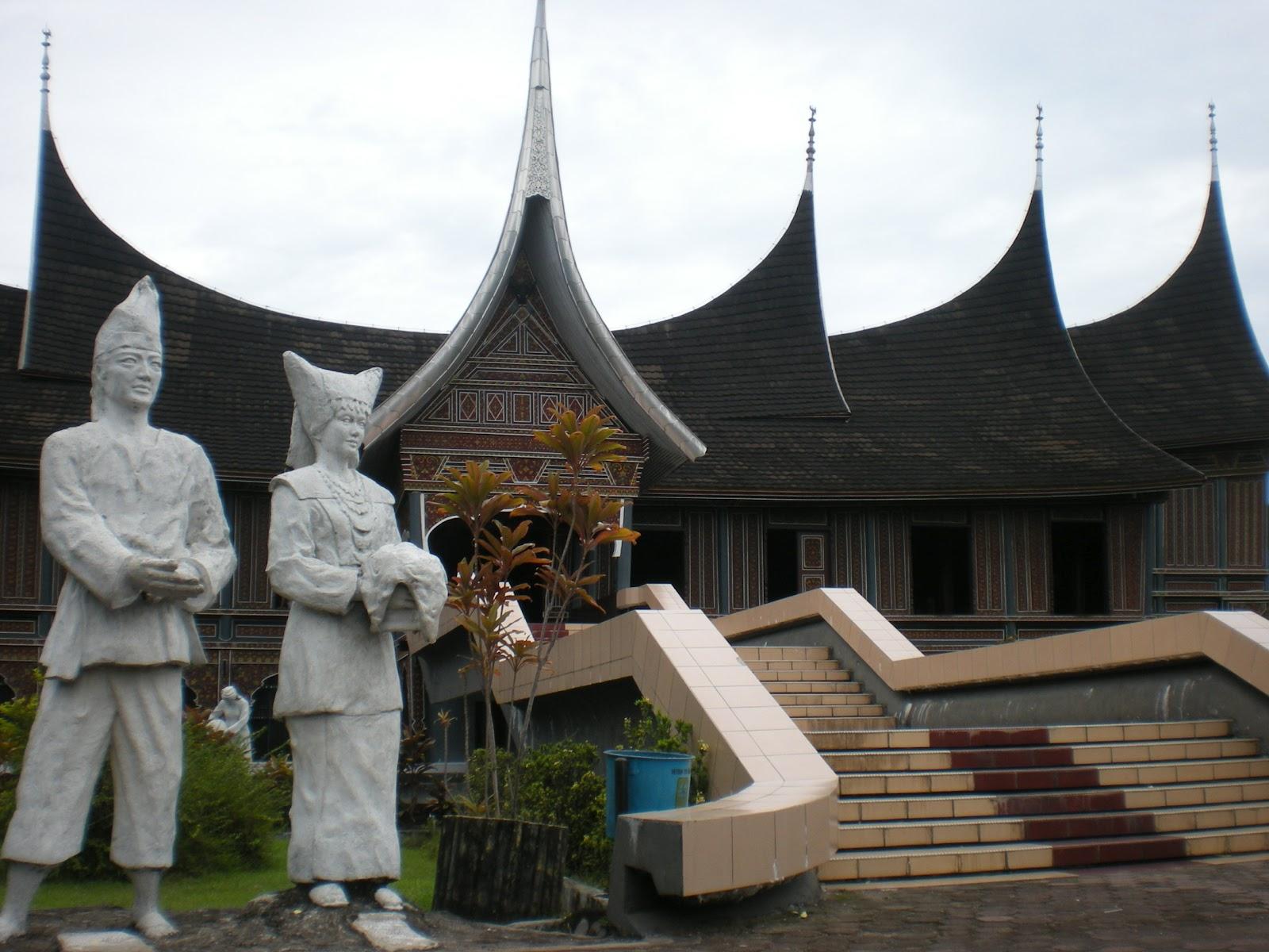 Musem Adityawarman Kota Padang.