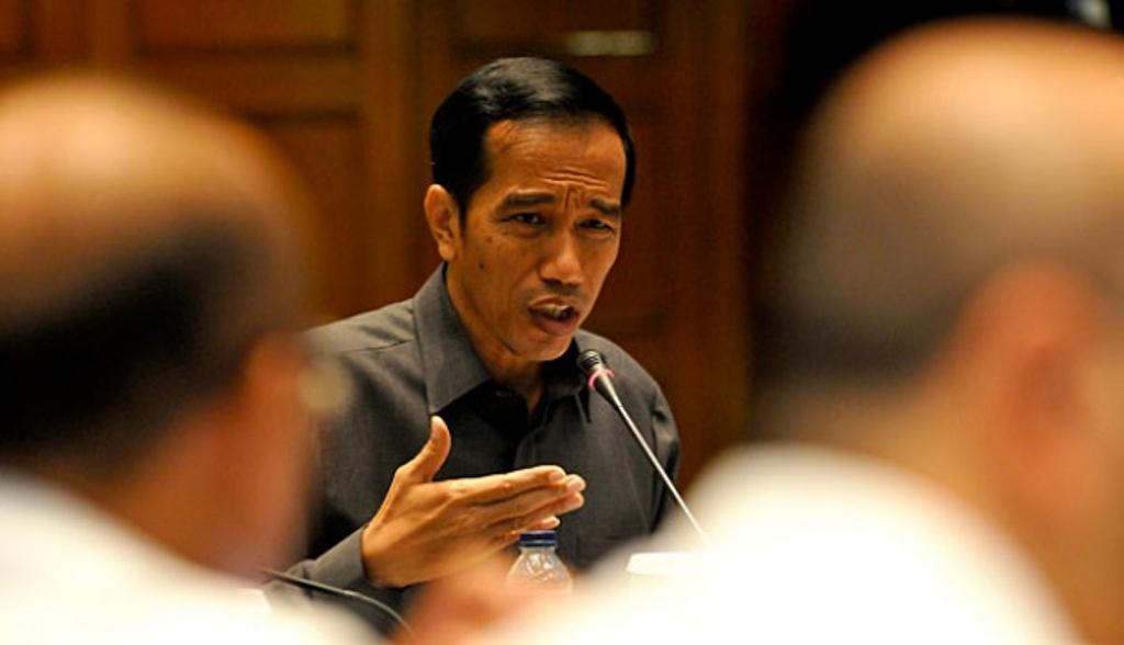 Calon Presiden, Joko Widodo.
