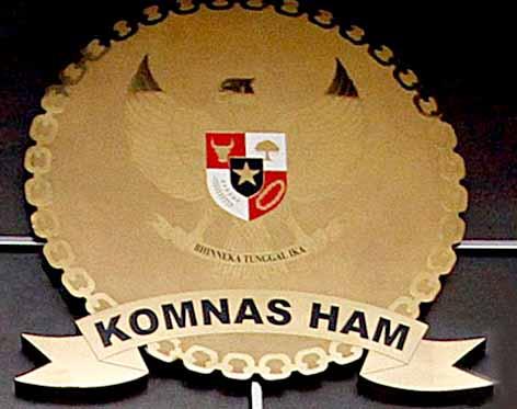 Komnas Hak Asasi Manuasia (HAM). Foto : Barata Media