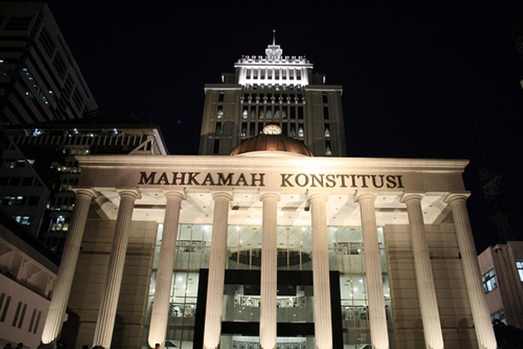 Gedung Mahkamah Konstitusi. Foto : Detik.com