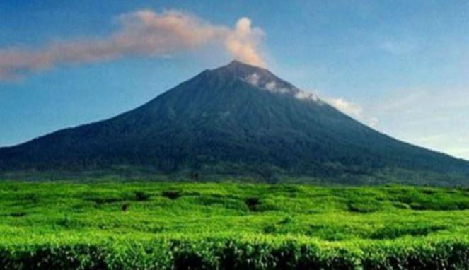 Gunung Kerinci FOTO VIVA