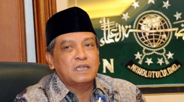 Ketua PBNU Said Aqil. FOTO/LENSAINDONESIA