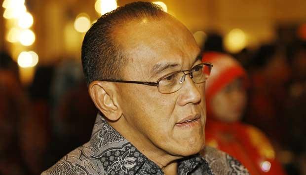 Ketua Umum Partai Golkar, Aburizal Bakrie. FOTO/TEMPO