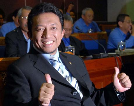 Menteri Komunikasi dan Informatika, Tifatul Sembiring FOTO/DETIK