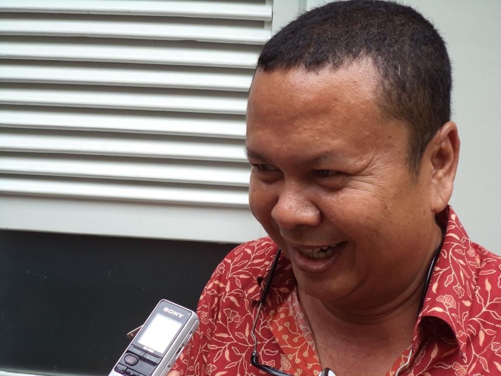 Pengamat Politik Universitas Andalas, Edi Indrizal. FOTO/iKHWAN