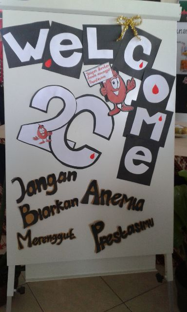 Pameran Gizi Poltekkes Kemenkes Padang. FOTO/IST
