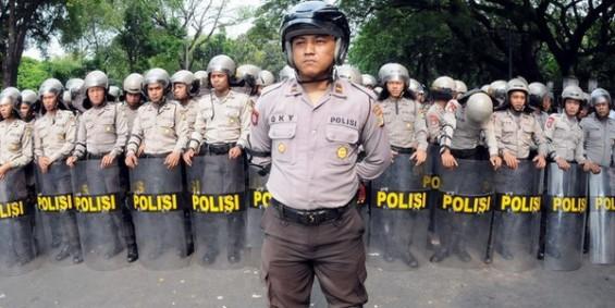 Ilustrasi. Polisi. FOTO/TRIBUNNEWS