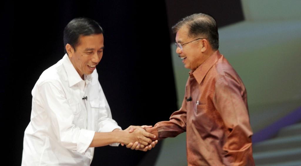 Jokowi-JK. Foto : Indopos