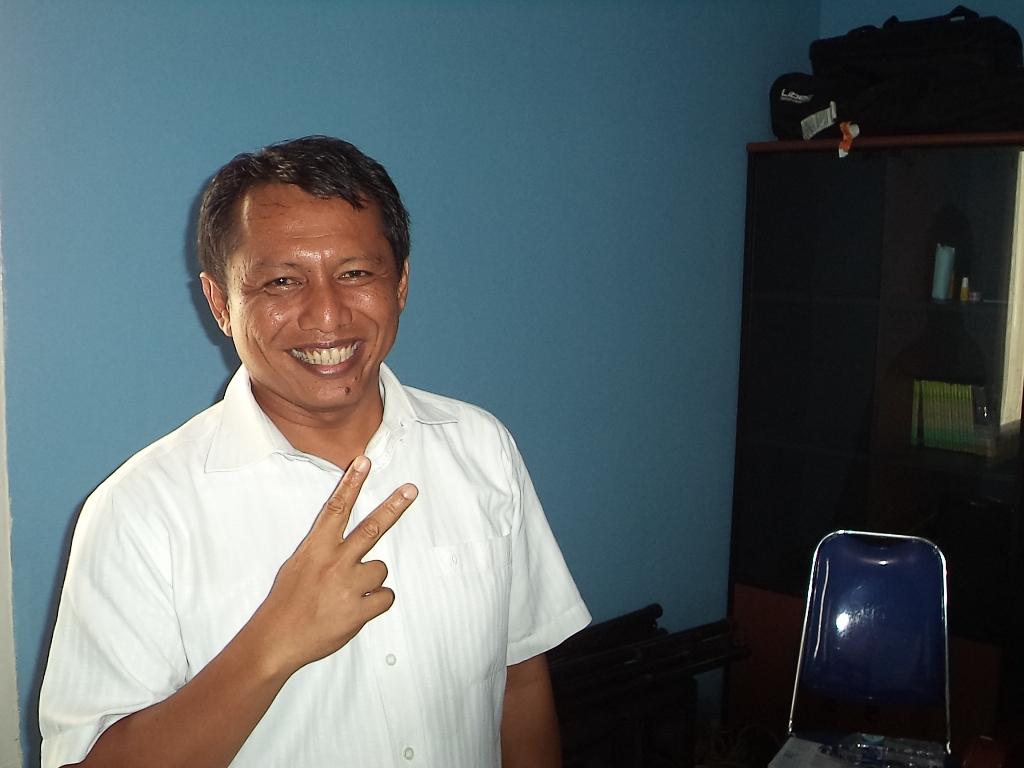 Ketua DPC Demokrat Kota Padang, Januardi Sumka.