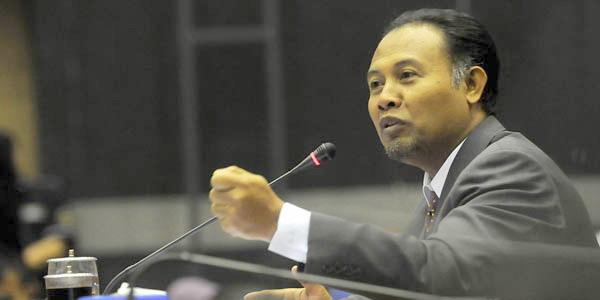 Wakil Ketua KPK, Bambang Widjojanto. FOTO/SIAGA