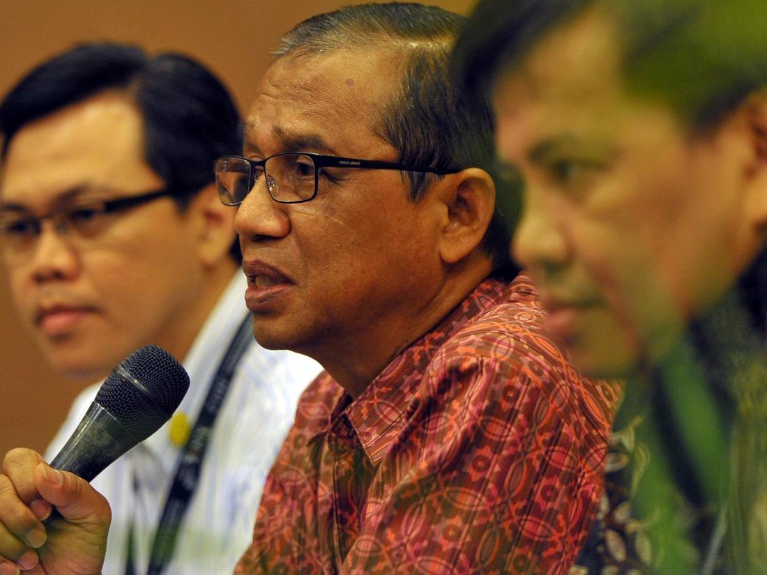 Wakil Ketua KPK Busyro Muqoddas.