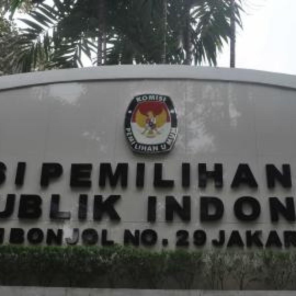 Gedung KPU RI. Foto : KlikNews.co