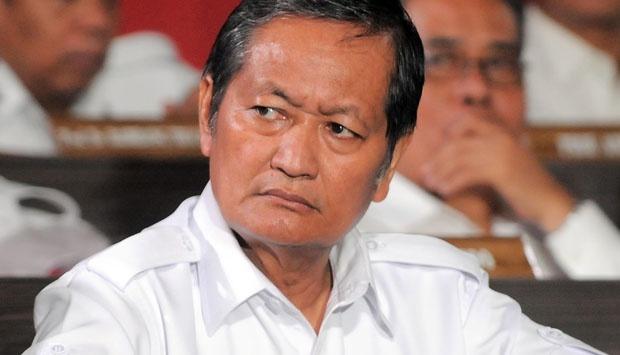 Ketua Umum Partai Gerindra, Almarhum Suhardi. Foto : Tempo