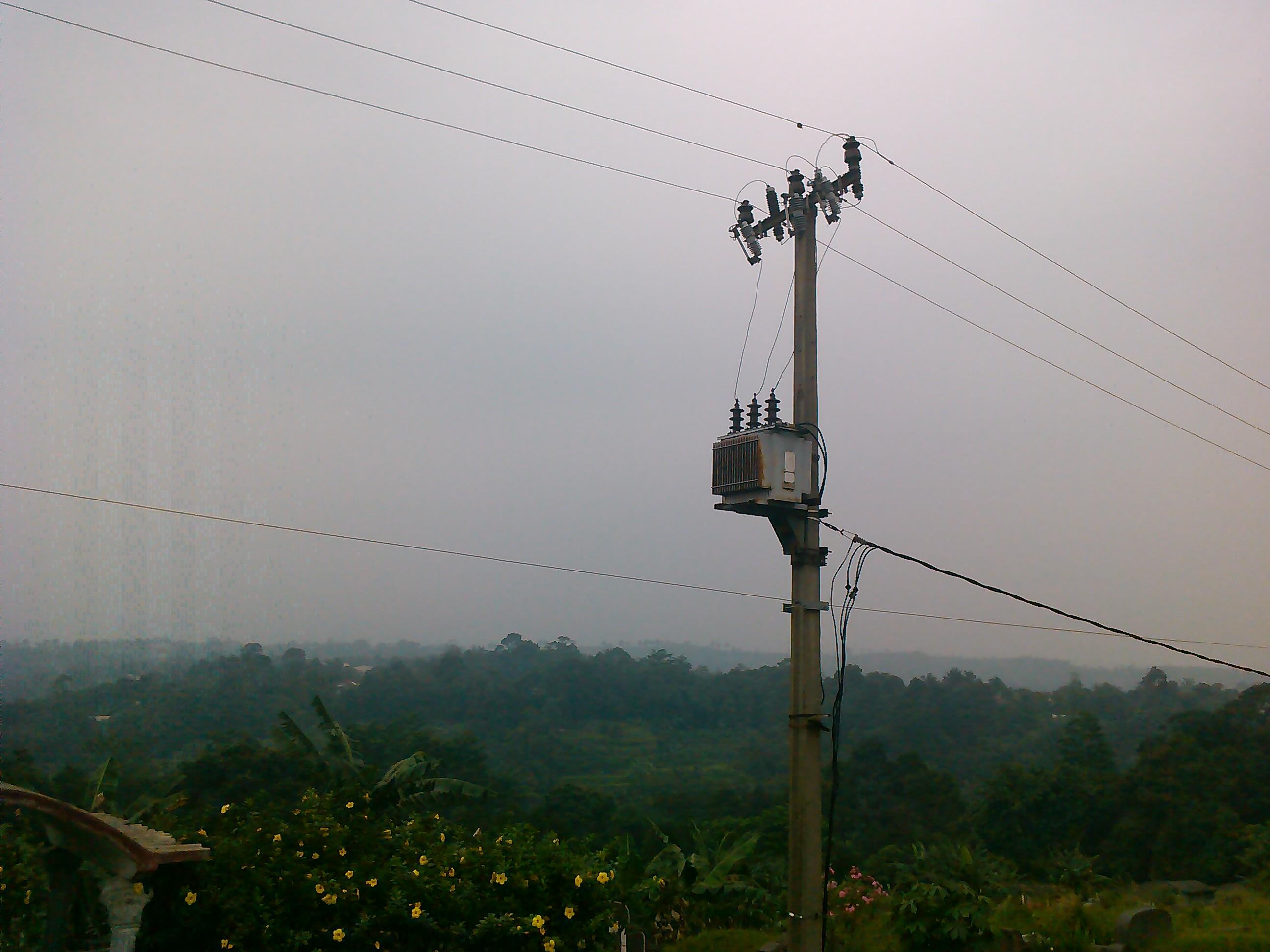 Ilustrasi tiang listrik. Foto NRMNews