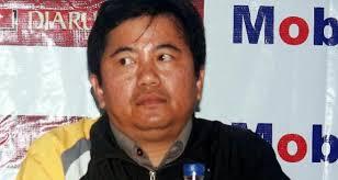 Manager Semen Padang FC, Asdian. Foto : BolaNasional