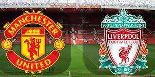 Laga Manchester Unite vs Liverpool.