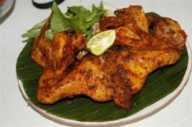 Ayam Goreng. Foto : Istimewa