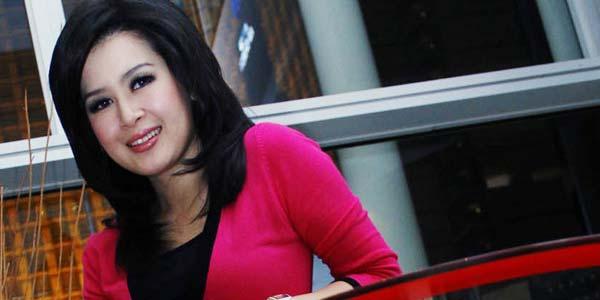 Mantan presenter tvOne, Grace Natalie. Foto : Inilah.com