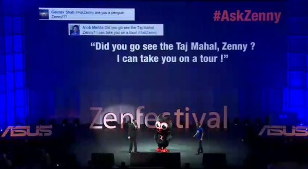Ilustrasi Asus Zen Festival India 2015. Foto : Internet